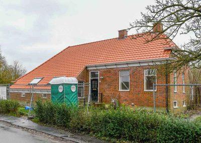 Woonhuis aan de Borgweg te Zeerijp