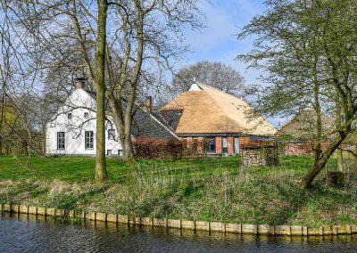 Restauratie Plaats Melkema in Huizinge