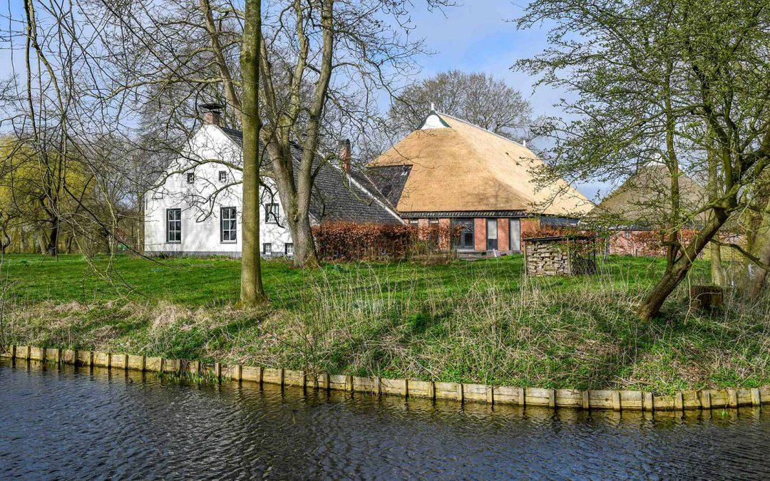 Plaats Melkema in Huizinge