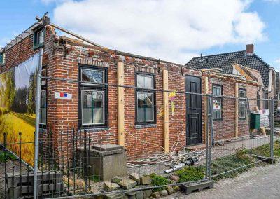 Woonhuis Middenstraat 1 te Loppersum